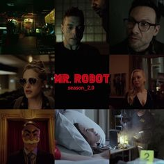 The revolution isn't over.  season_2.0 Official Trailer. #MrRobot 7.13.16. #trailer #usanetwork #ramimalek #christianslater #season2 #fsociety by mtlgeekery
