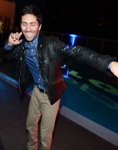 Yaniv Schulman Photo - NYLON Celebrates December/January Cover Star Lucy Hale Presented By bebe At Andaz West Hollywood Catfish Tv, Catfish The Tv Show, Most Beautiful Man, Beautiful People, Nev Schulman, Casey Neistat, Hall Pass, Lucy Hale, Good Smile