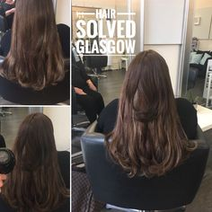 """""""Once I had my Enhancer System there was no turning back…I can't tell you the confidence this system has given me"""" Sandra, Hair Solved Glasgow. To find out about how we can help with female hair loss visit"""