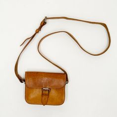 Children's leather bag SOLD