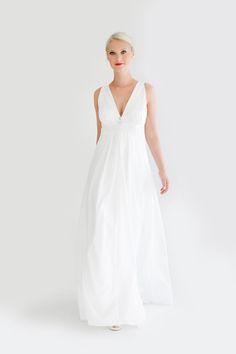 Die neue Brautmoden Kollektion 2014 von Sina Fischer Design   Friedatheres