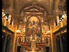 La Basílica de María Auxiliadora fue construida en honor a la Virgen a la que San Juan Bosco tuvo gran devoción.