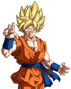 Super Saiyan Goku (Dragonball Super) #2 by RayzorBlade189.deviantart.com on @DeviantArt