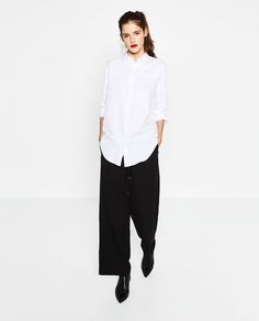 Image 1 of DELUXE JOGGING TROUSERS from Zara