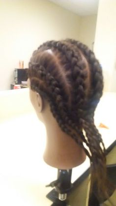 On the scalp Braids to prep for a sew it extension service