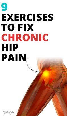 Hip Bursitis Exercises, Hip Stretching Exercises, Hip Strengthening Exercises, Lower Back Pain Exercises, Bursitis Hip, Sciatica Stretches, Neck Exercises, Hip Flexors, Balance Exercises