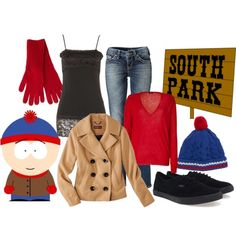 Set inspired by South Park's Stan Marsh