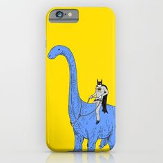 Buy Dinosaur B by Isaboa as a high quality iPhone & iPod Case. Worldwide shipping available at Society6.com. Just one of millions of products available.
