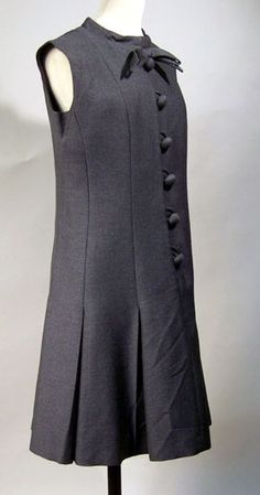 Dress ca. 1960 via Manchester City Galleries