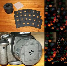Make an Easy-to-Swap Bokeh Modifier Kit   DIY Photography and lighting tips   Scoop.it