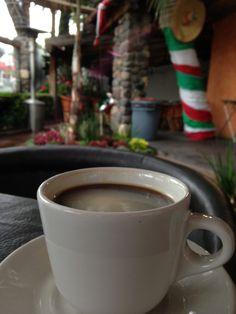 Comenzamos con un aromático café!!!