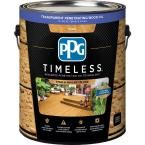PPG TIMELESS Cedar Transparent Penetrating Wood Oil Exterior Stain PPG1010-01 at The Home Depot - Mobile