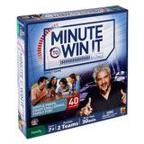 NBC's Minute to Win It Board Game