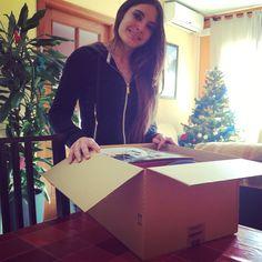 *¿Aun crees que no deberías tener un negocio en internet?* #Amazon nos envía los últimos regalos de #Navidad que faltaban! Hasta los regalos de Navidad los compramos por internet, más rápido, más barato, comparar en segundos miles de artículos, alcance ilimitado de clientes...  ENTRA AHORA www.sandrayadri.com/emprende