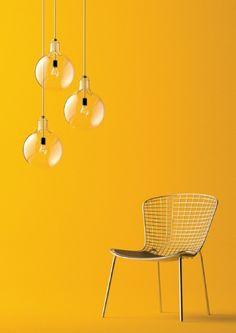 lampada iper minimalista