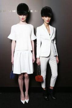 Berlin Fashion: Designer Dorothee Schumacher #velvetboutique