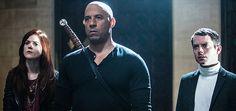 Vin Diesel, Rose Leslie and Elijah Wood star in new trailer for The Last Witch Hunter.