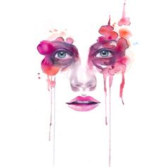 Expressive and illustrative use of watercolours by Marion Bolognesi...love love love her work! www.marion-b.com