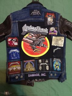 Jacket Thing that keeps me warm in this cold Chicago weather :-) | TShirtSlayer TShirt and BattleJacket Gallery