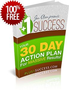 Plus 1 Success.  Here's just a sample of what +1 Success can do for you:      Access to a tried and tested 30 Day Game Plan that actually works!     No hype, no hoopla, just real results!     Learn the skills successful marketers have been using for years!     What you don't know, may actually be hurting your business...     Discover the real formula for finally making money online every single month...     3 simple things that will turn your business and life around today!