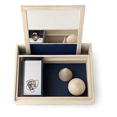 Balsabox Storage box with mirror-product