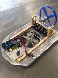 EAL - Arduino Hovercraft