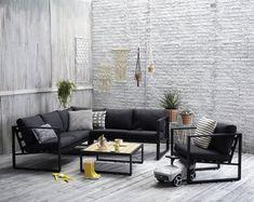 Bar Set Furniture, Diy Furniture Building, Steel Furniture, Garden Furniture, Outdoor Furniture Sets, Furniture Design, Steel Bed Design, Dining Room Console, Living Room Green