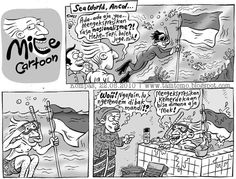Mice Cartoon, Kompas - 22 Agustus 2010: Edisi Ke 7 - Nasionalisme