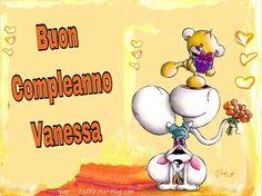 Compleanno Vanessa