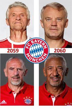 "The ""Old Men"" from Bayern Munich - Starting XI Goal: Manuel . - The ""Old Men"" from Bayern Munich – Starting XI Goal: Manuel Neuer Defense: Jerome Boateng - Robert Lewandowski, Joshua Kimmich, Funny Sports Pictures, World Football, Trainer, Old Men, Munich, Manchester United, Manuel Neuer"