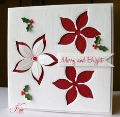 Merry and Bright by kiagc - Cards and Paper Crafts at Splitcoaststampers