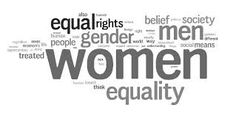 Equal Rights….Women Equality
