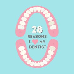 March 6th is National Dentist's Day, and we are so grateful to be dentists! Helping people smile for a living = best job ever!
