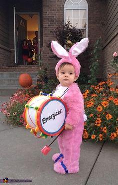Energizer Baby DIY Costume