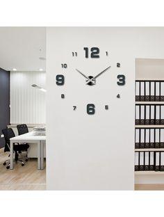 Kreativer bunter Wanduhr - DAVID Artikel-Nr.:  12S005-RAL7016-S-COLOR** Zustand:  Neuer Artikel  Verfügbarkeit:  Auf Lager  Wählen Sie eine Farbe selbst! Die Zeit ist gekommen, viel mehr gemütlich realít neue Uhr. 3D große Wanduhr ist eine schöne Dekoration von Ihrem Interieur. Du wirst es nie zu spät.