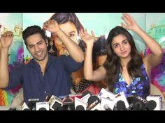 Know more about the movie BADRINATH KI DULHANIA with Varun Dhawan & Alia Bhatt.