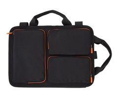 What you need INSIDE the perfect men's black bag.... Moleskine | BAG ORGANIZER Black - $59