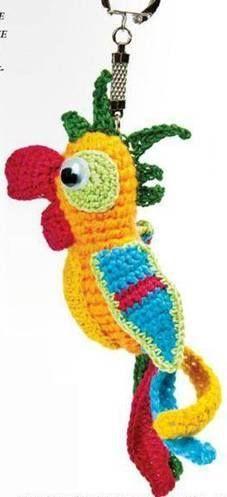 Crochet tesouro: pequenos presentes