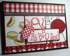 SC168 Backyard BBQ Time