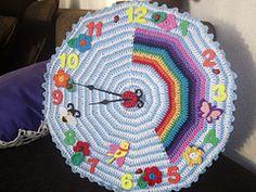 Ravelry: Crochet O'clock pattern by Matt Farci