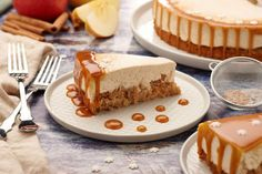 recipe_for Almáspite sajttorta What You Eat, Ale, Cheesecake, Sweets, Snacks, Cookies, Baking, Recipes, Food