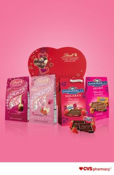 Finding the right Valentine's Day gift for all the special people in your life can be a challenge. Make it easy on yourself with the gift of chocolate.