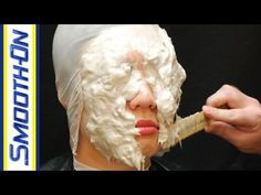 ▶ Life Casting Tutorial: Making a Mold of Your Face with Reinforced Alginate - YouTube