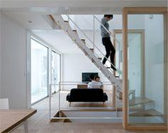 amo las escaleras