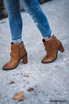 Немножко об обуви