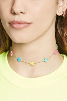 Product Name:Star Charm Choker, Category:ACC, Price:1.11