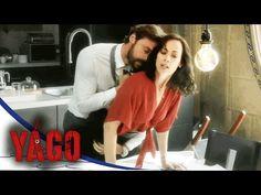 Yago y Sara se dejan llevar y viven un momento de pasión | Yago - Televisa - YouTube
