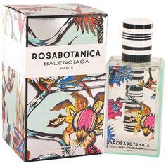 NEW! Balenciaga Rosabotanica Perfume by Balenciaga 3.4 oz Eau De Parfum Spray #Balenciaga