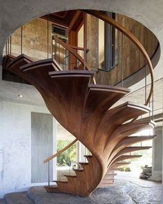 Modern architecture Maison or luxury houses, find architecture and design ideas .- Modern architecture Maison or luxury houses, find architecture and design ideas here. Architecture Design, Stairs Architecture, Online Architecture, Futuristic Architecture, Sustainable Architecture, Amazing Architecture, Nachhaltiges Design, Design Ideas, Design Case