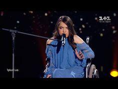 "Mahdalena Paskar – ""Human"" – Blind Audition – The Voice of Ukraine – season 9 Blind, Good Music, Ukraine, Brave, The Voice, Dance, Songs, Woman, Concert"
